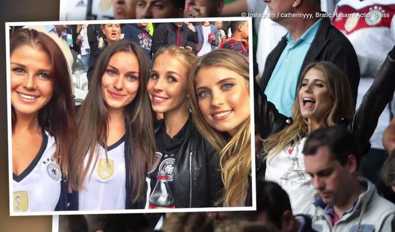 Bild zu Große Angst bei EM: Davor zittern die deutschen Spielerfrauen!