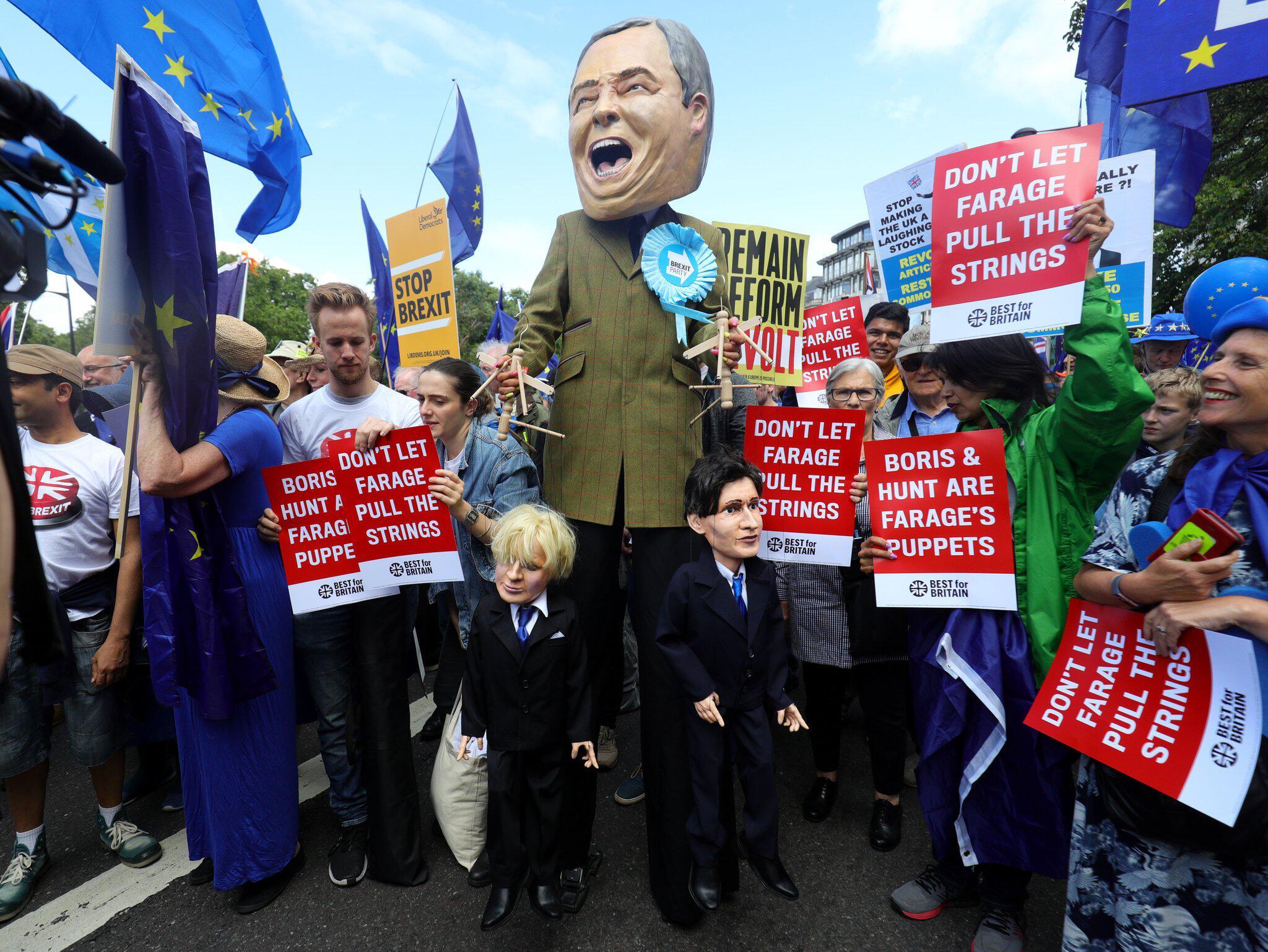 Bild zu Anti-Brexit-Marsch