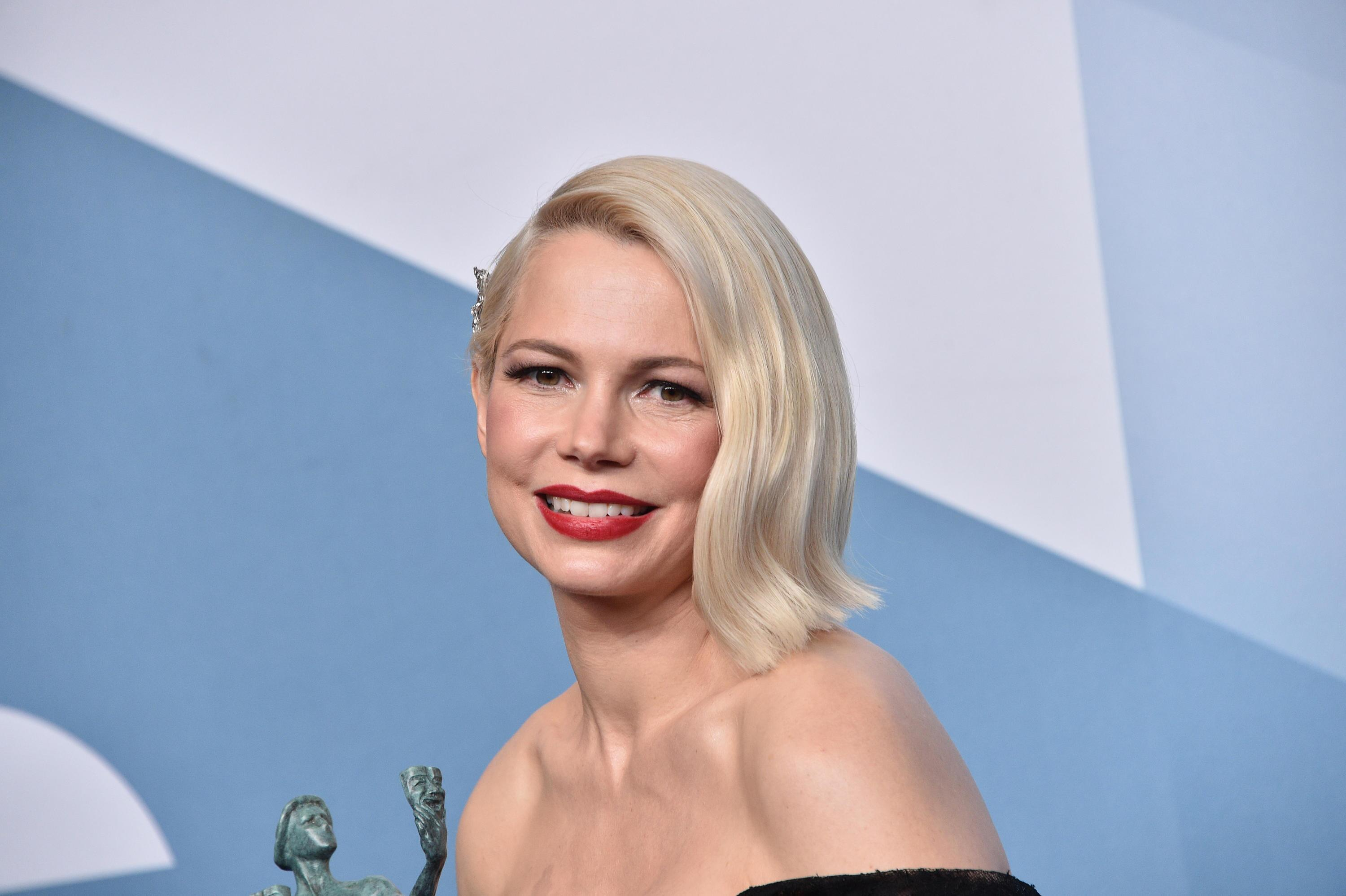 Michelle Williams: Ist das Baby da?