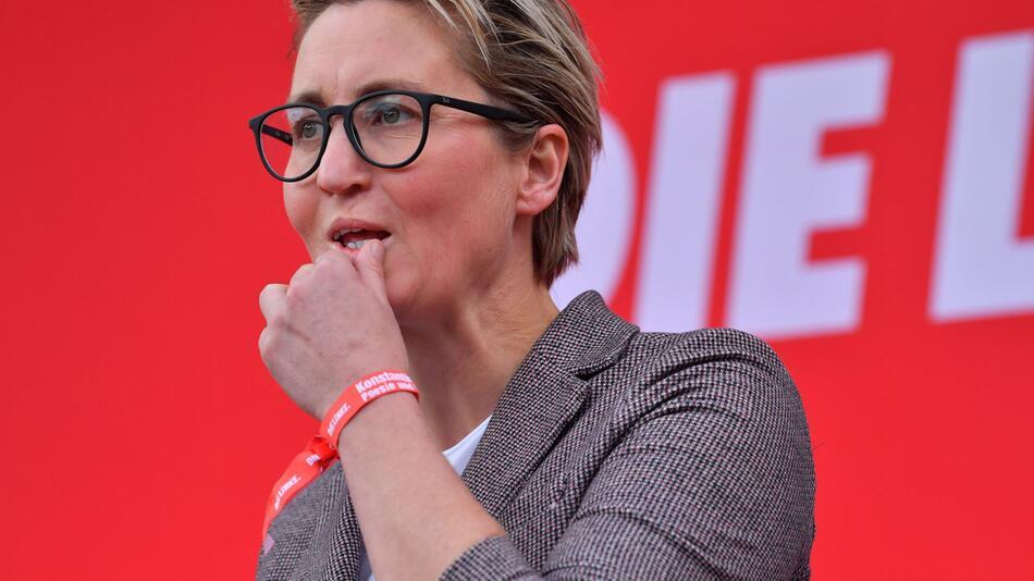 Wahlkampf - Die Linke