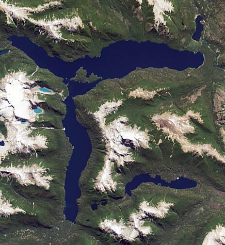 Bild zu Lago Menendez