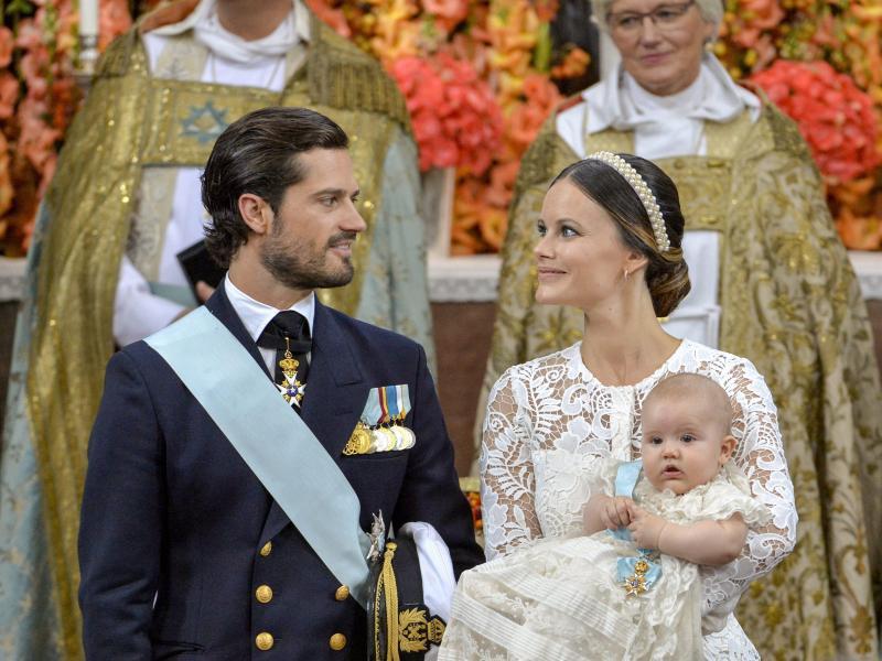 Bild zu Taufe Prinz Alexander