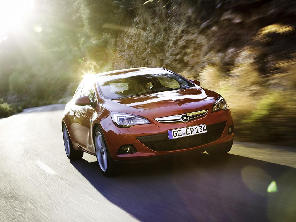 Bild zu Opel Astra GTC