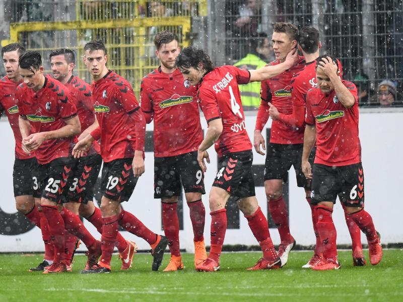 Bild zu SC Freiburg - Werder Bremen