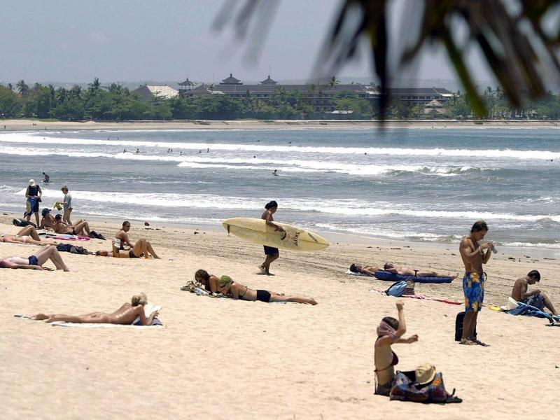 Bild zu Zu Wasser auf Bali
