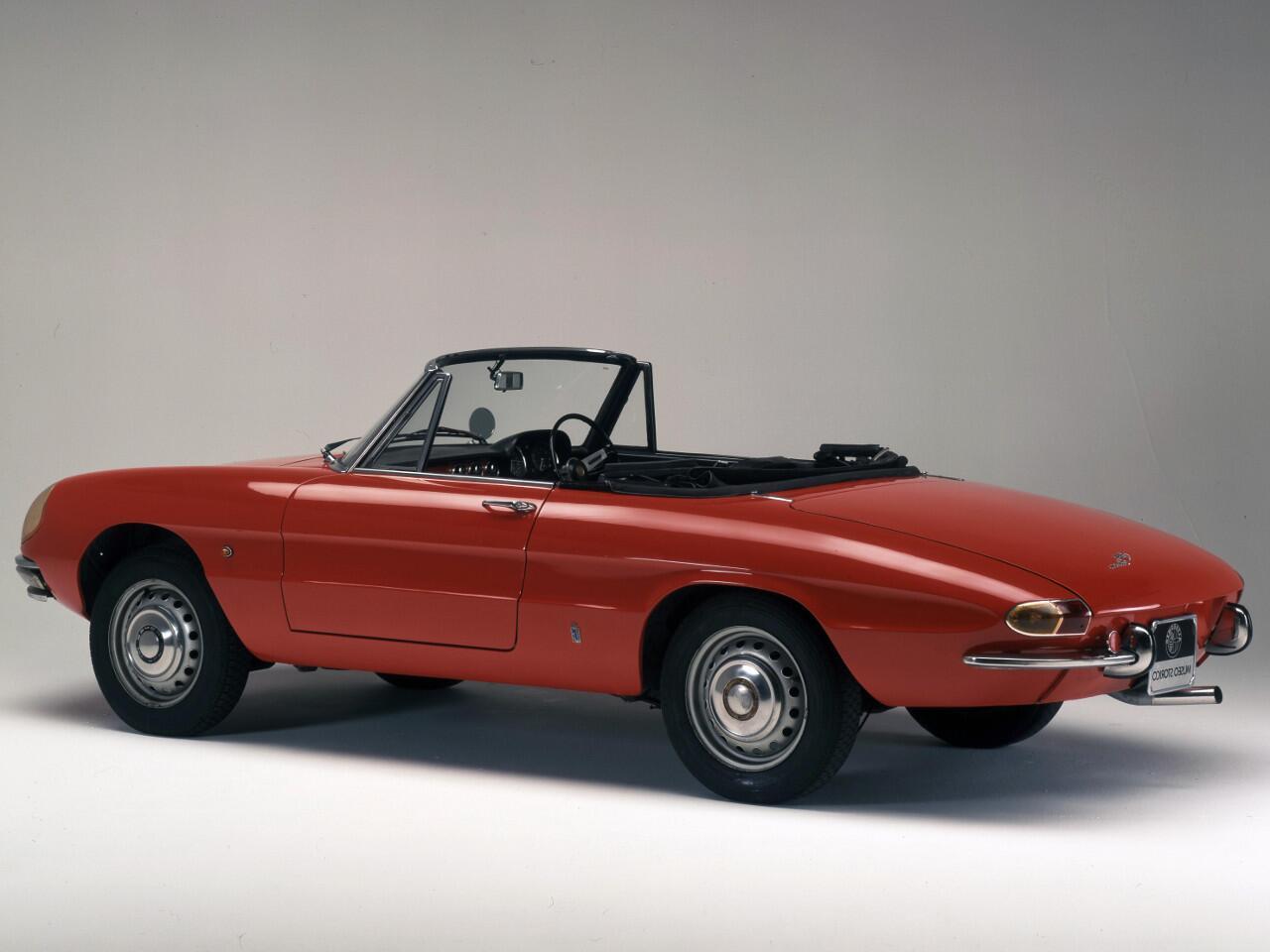 Bild zu Alfa Romeo Spider