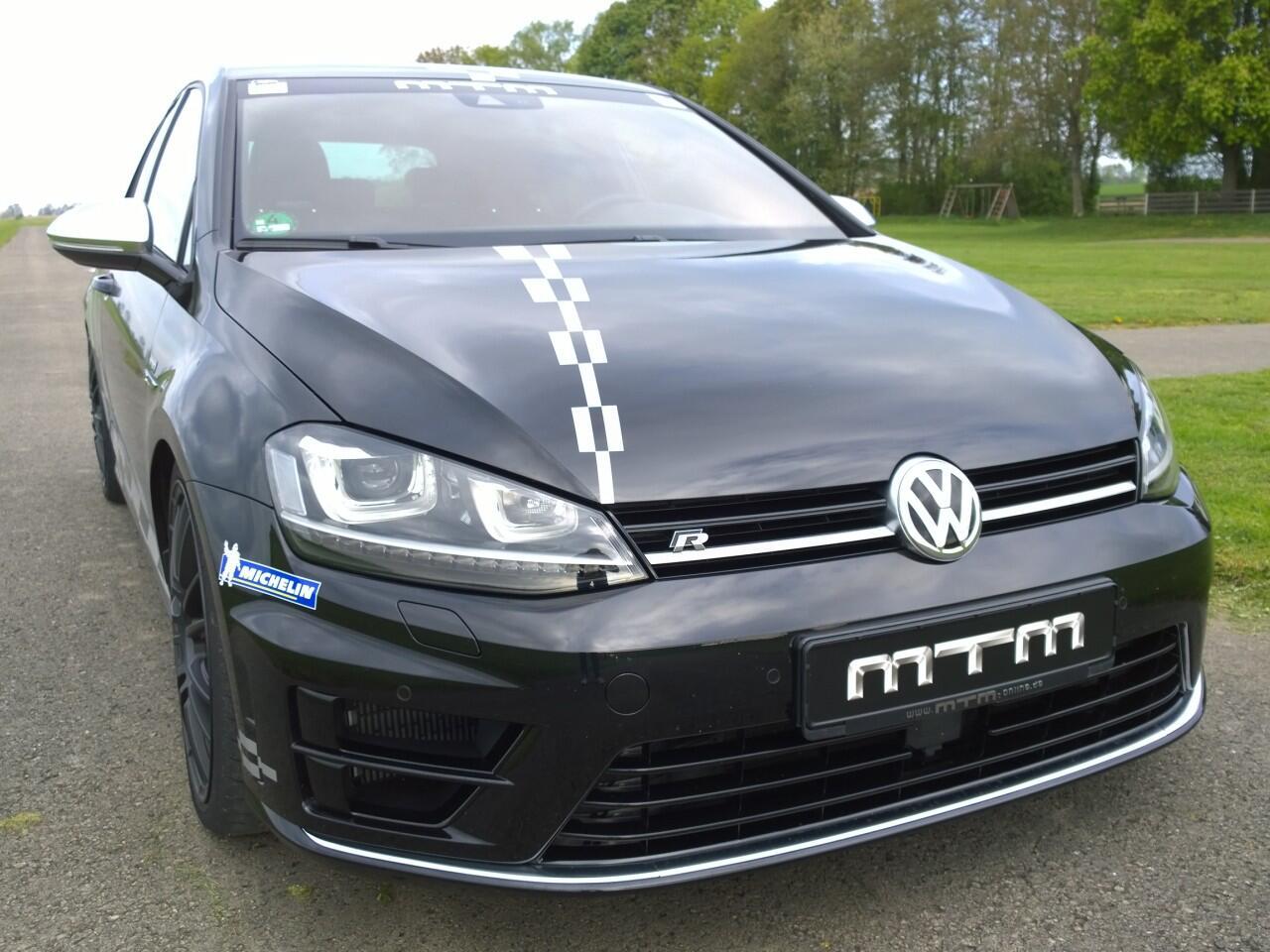 Bild zu MTM VW Golf 7 R