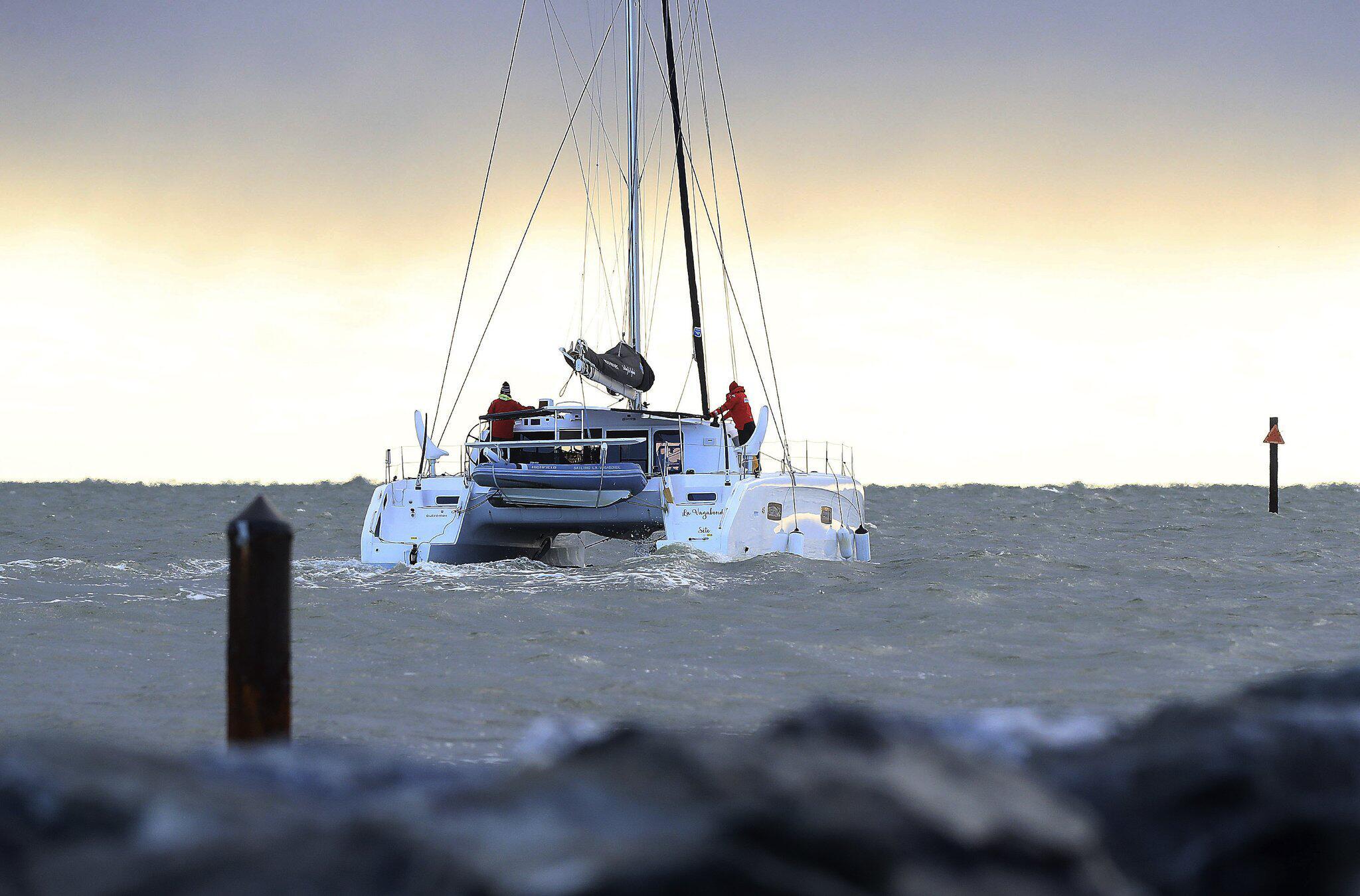 Bild zu Thunberg hofft auf Ankunft in Europa Anfang Dezember