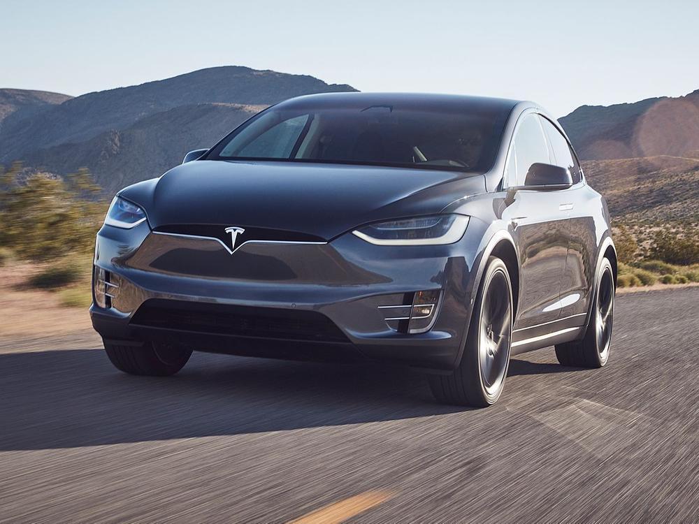 Bild zu Platz 6: Tesla Model X