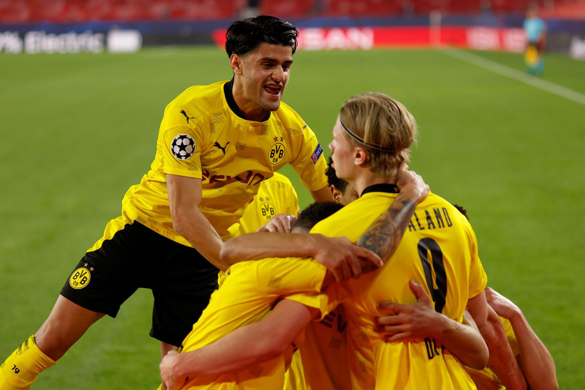 Bild zu FC Sevilla - Borussia Dortmund