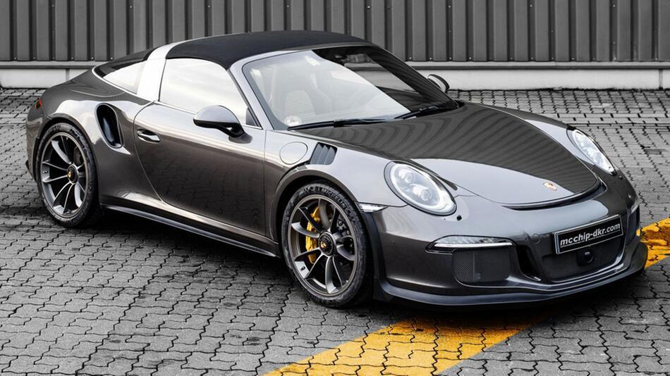 Porsche 911 Targa GTS von McChip