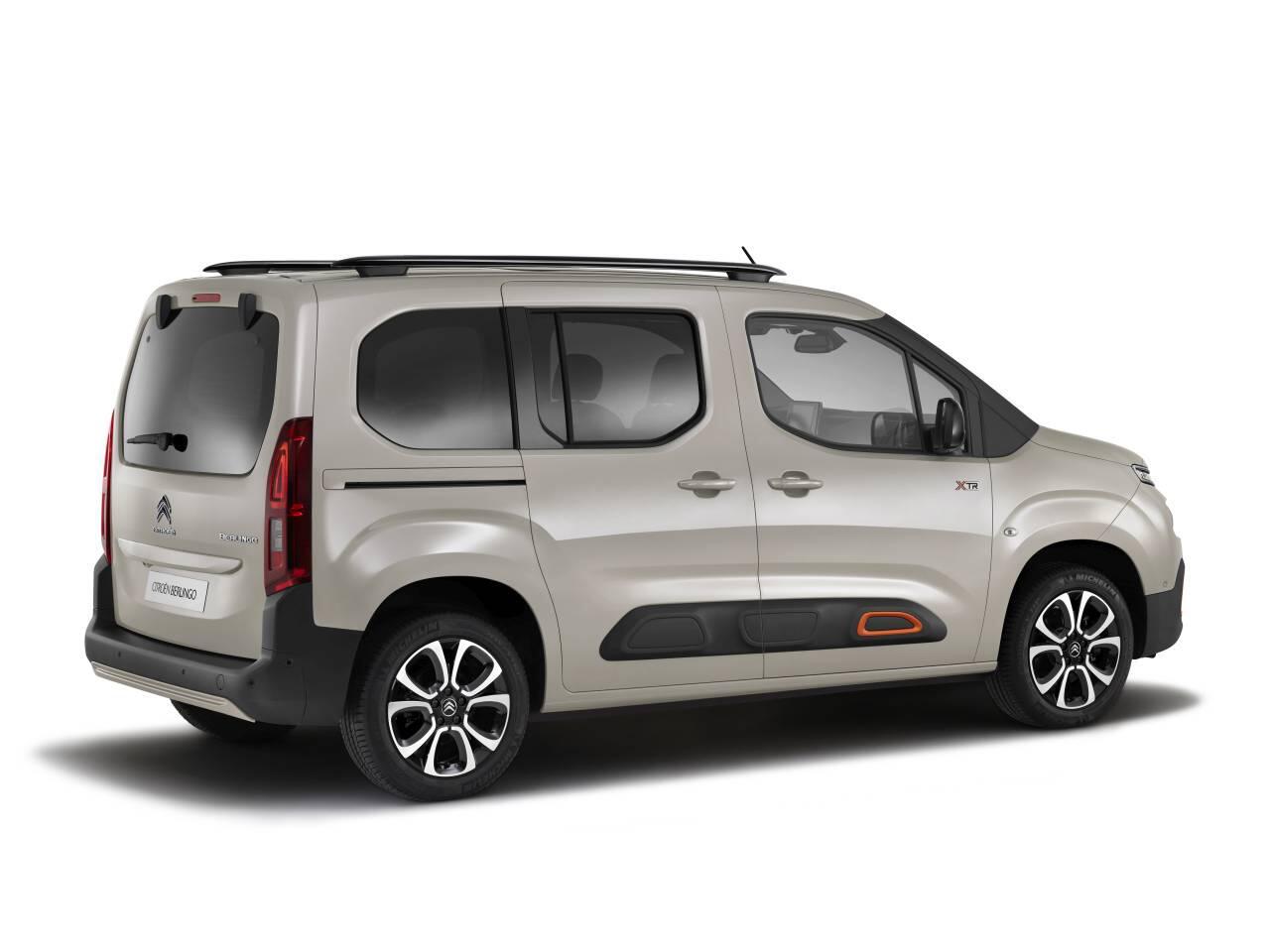 Bild zu Citroën Berlingo