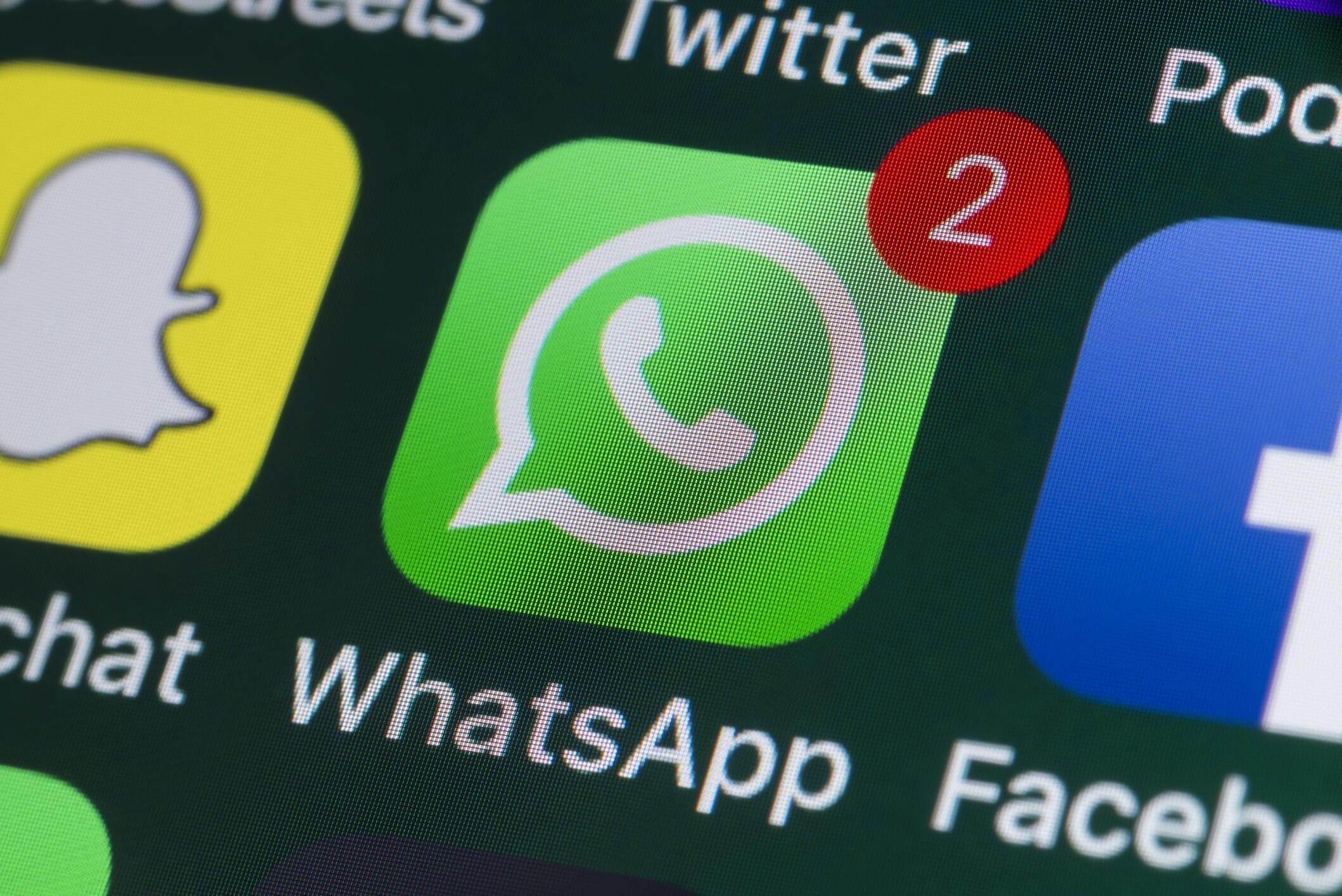Bild zu WhatsApp, Funktion, neu, Verschwindibus