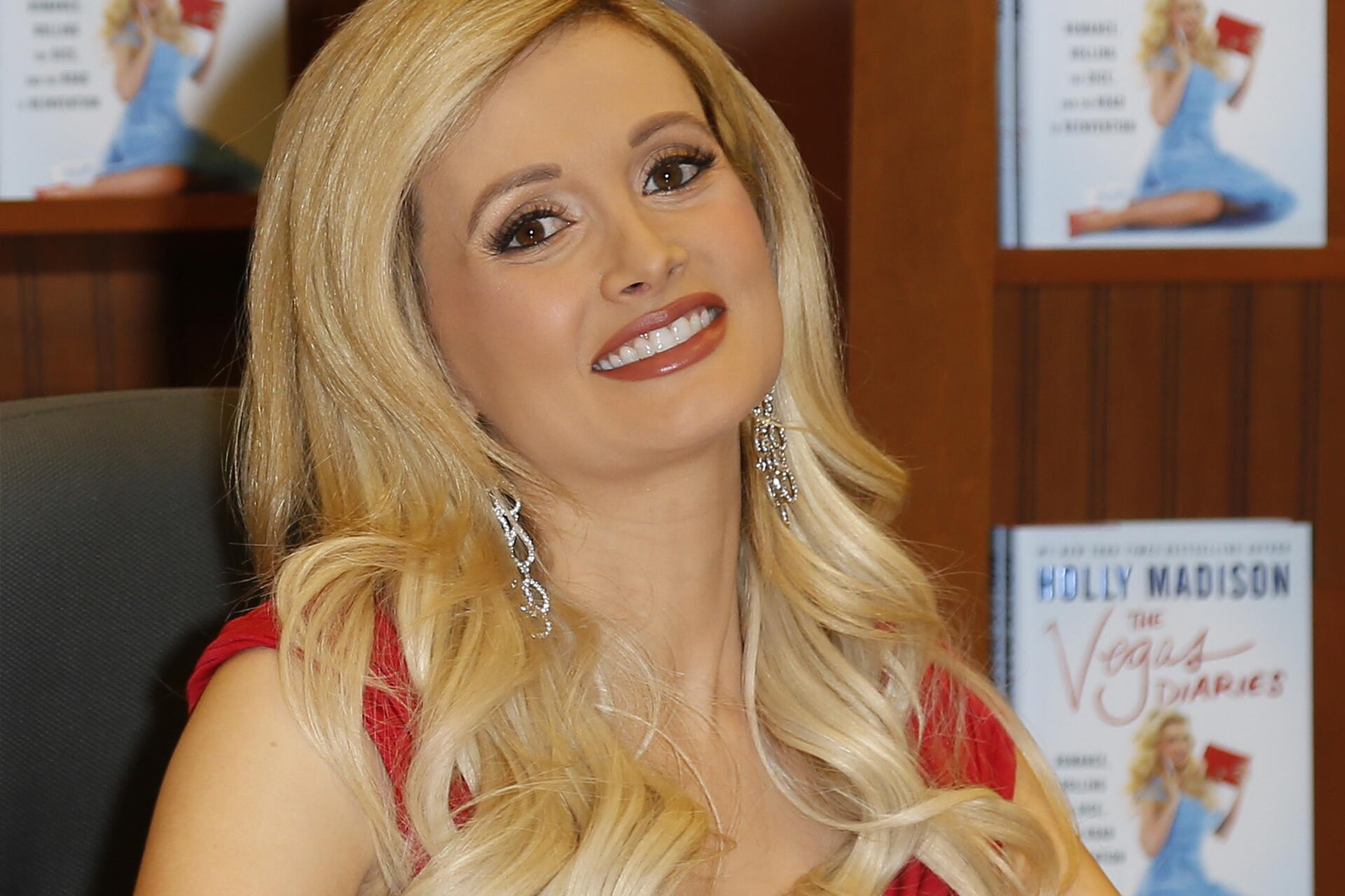 Bild zu Holly Madison, Sohn, Geburt, Intensivstation