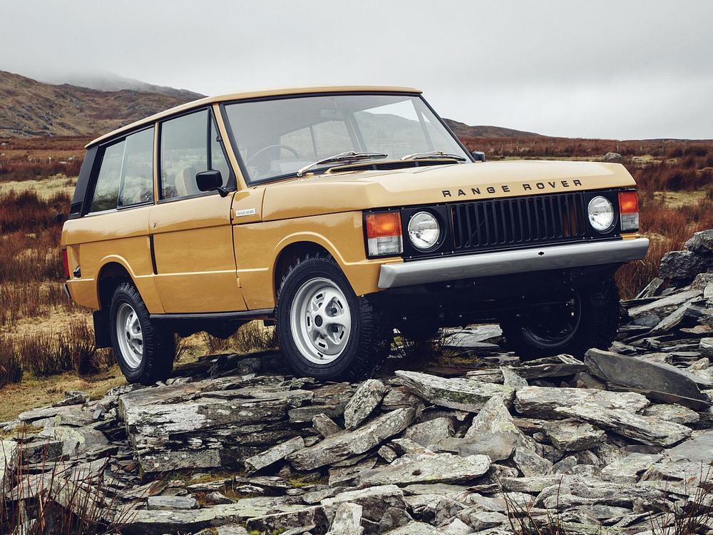 Bild zu Range Rover Classic Reborn