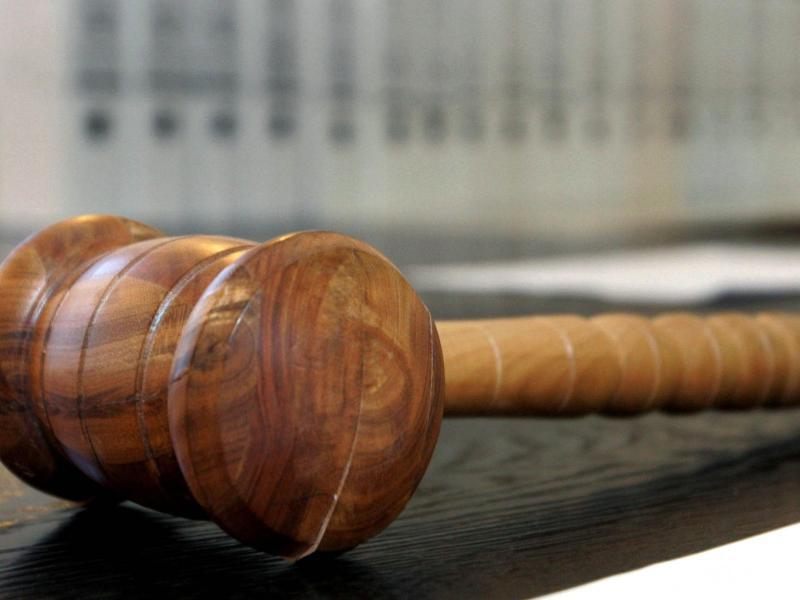 Bild zu Richterhammer