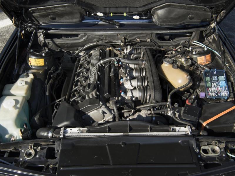 Bild zu Das Innenleben des BMW M5