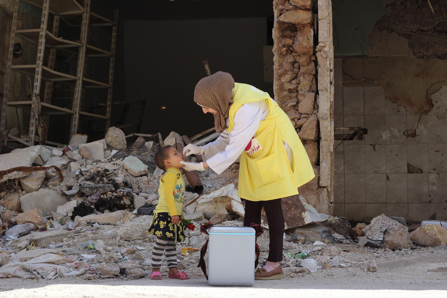 Bild zu Krieg, Gesundheit, Syrien, Jemen
