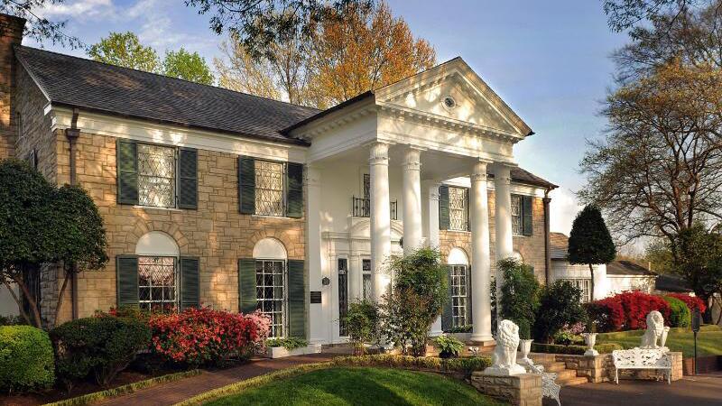 Anwesen Graceland