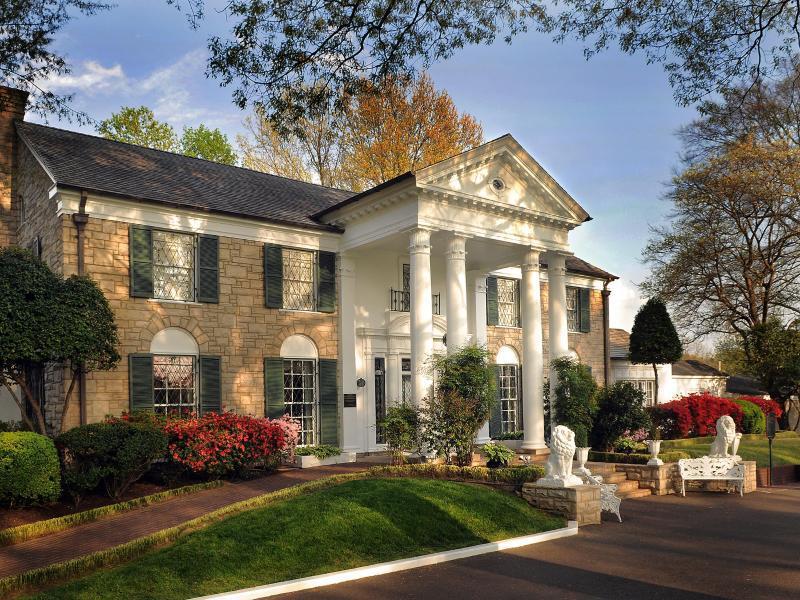 Bild zu Anwesen Graceland