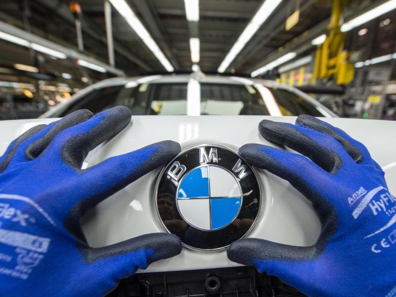 Bild zu Produktion bei BMW