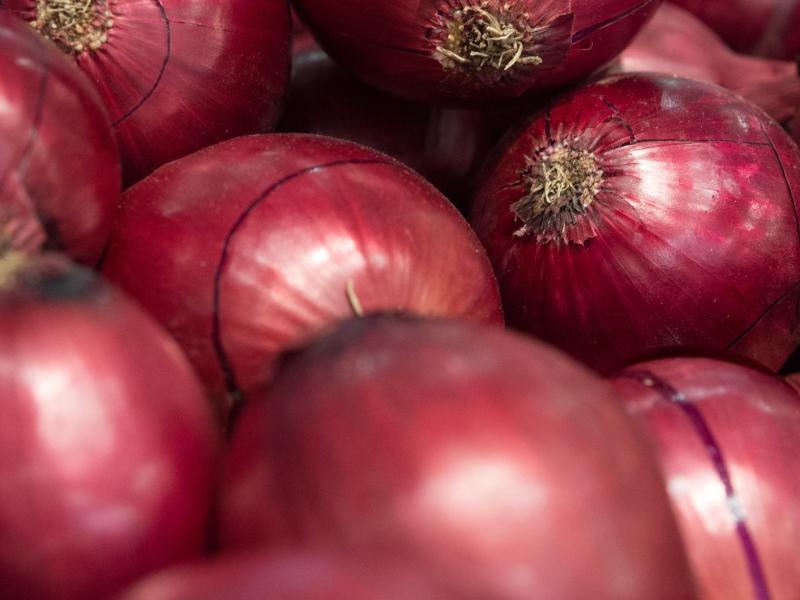 Bild zu Rote Zwiebeln