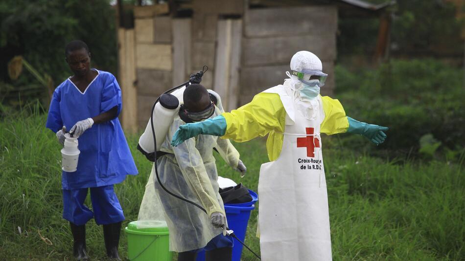 Ebola im Osten des Kongos