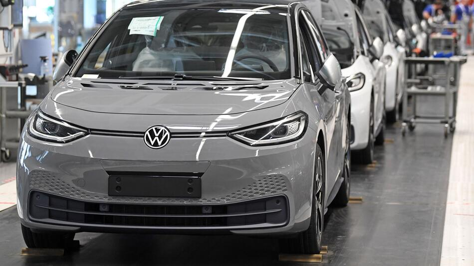 Volkswagen - Produktion von E-Autos