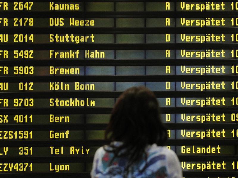 Bild zu Verpätete Flüge