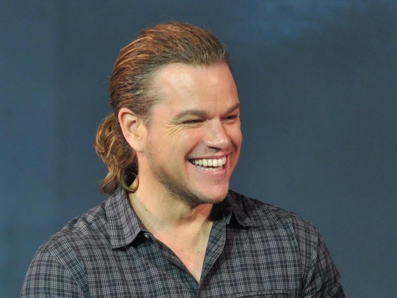 Bild zu Matt Damon