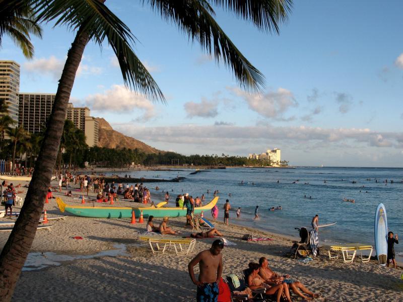 Bild zu Badeurlaub auf Hawaii