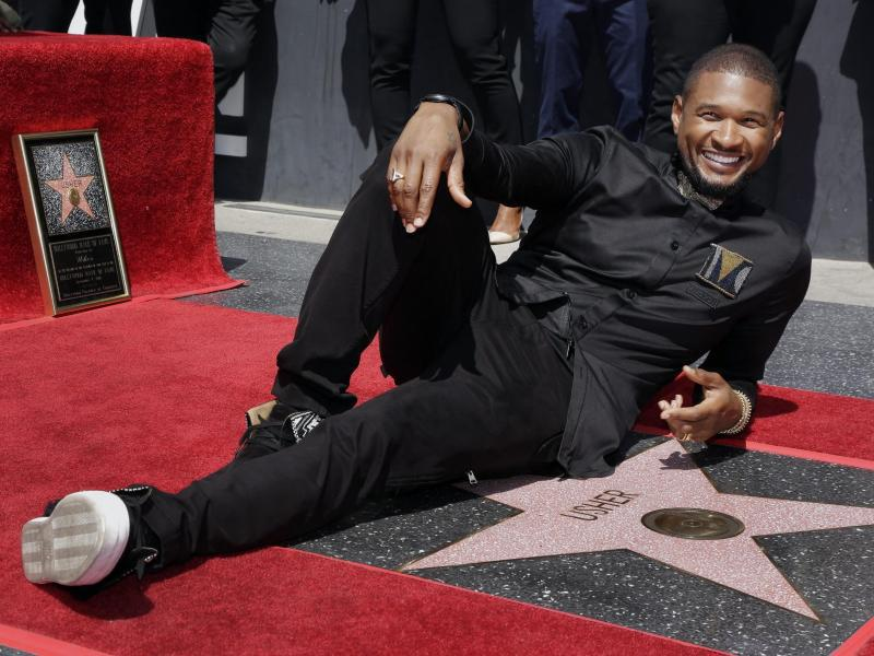 Bild zu Hollywood Walk of Fame