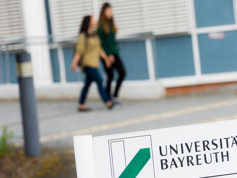 Bild zu Frauen an der Universität Bayreuth