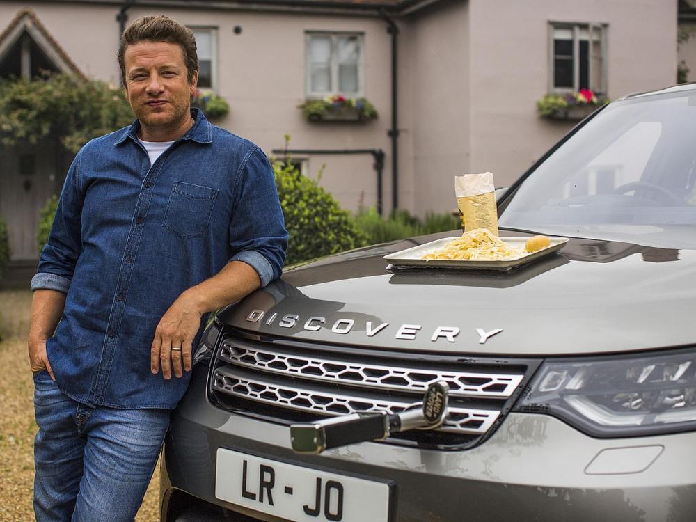 Bild zu Jamie Oliver und sein Küchen-Discovery