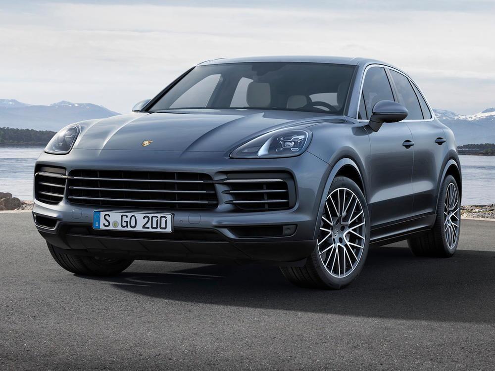 Bild zu Der neue Porsche Cayenne: Weltpremiere für die 3. Generation mit Elfer-Genen