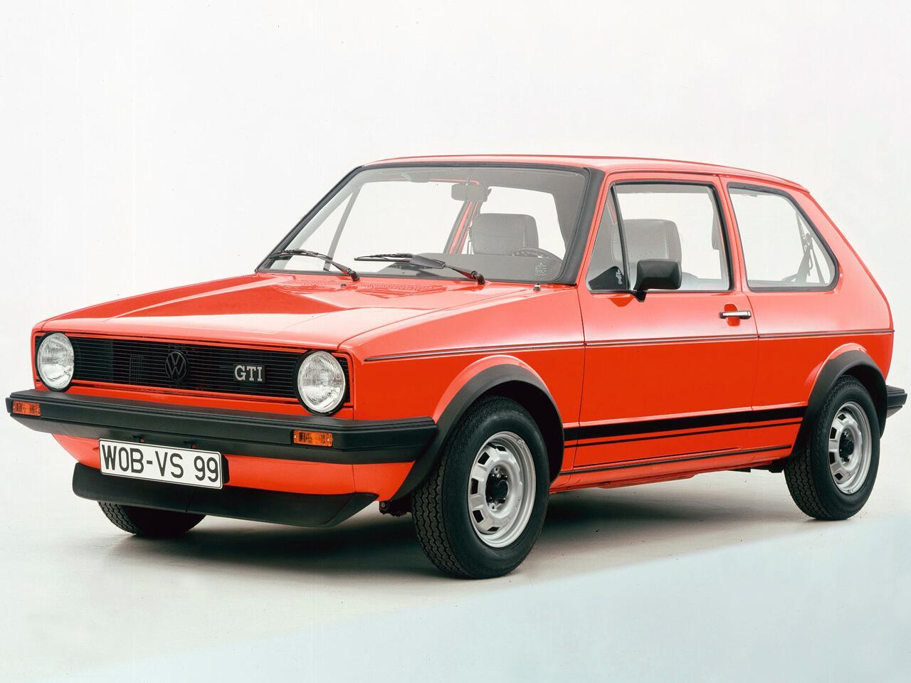 Bild zu VW Golf I, 1974