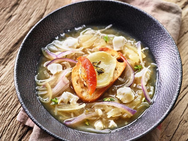 Bild zu Suppe in Schale