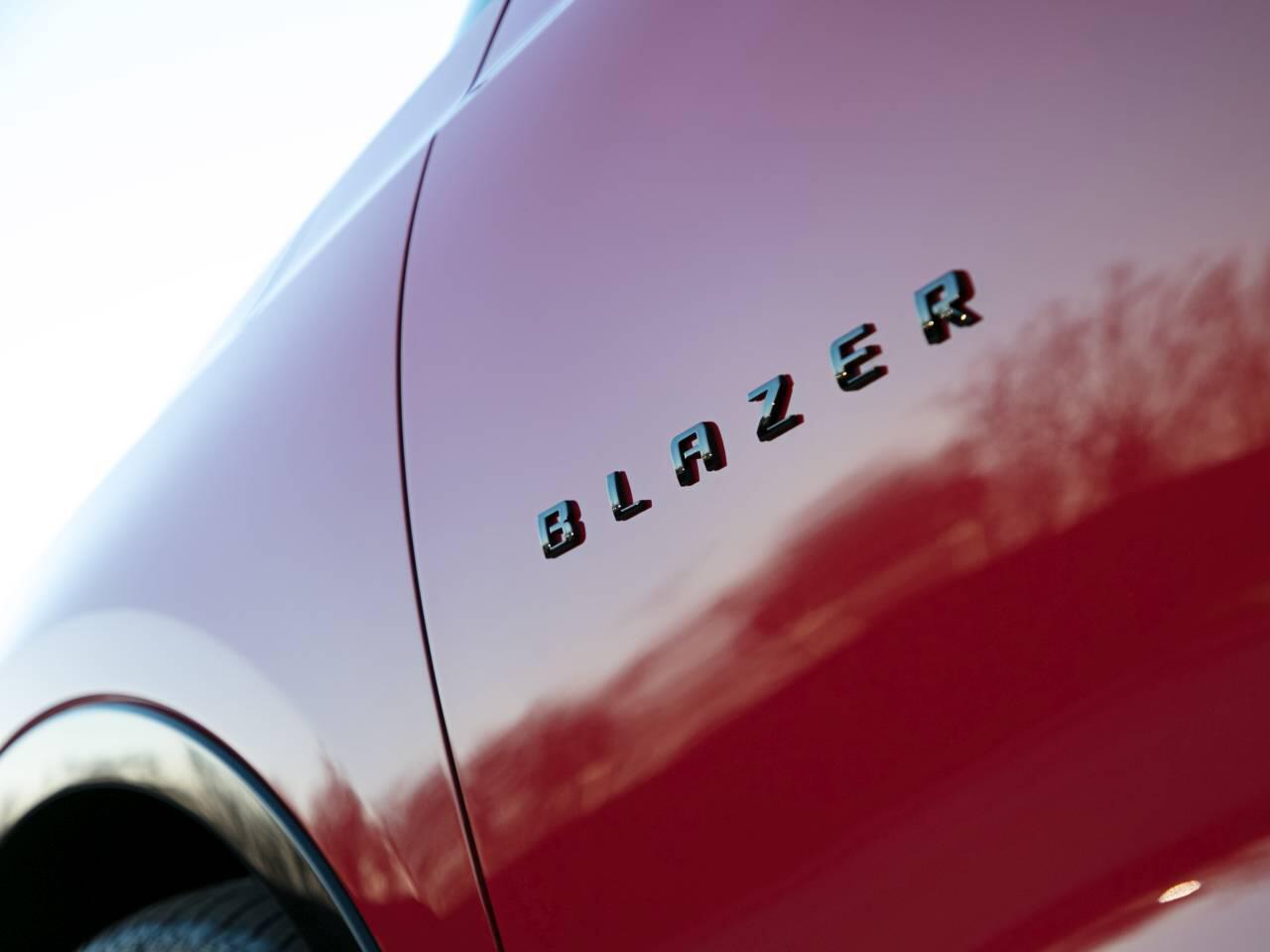 Bild zu Chevrolet Blazer (2019)