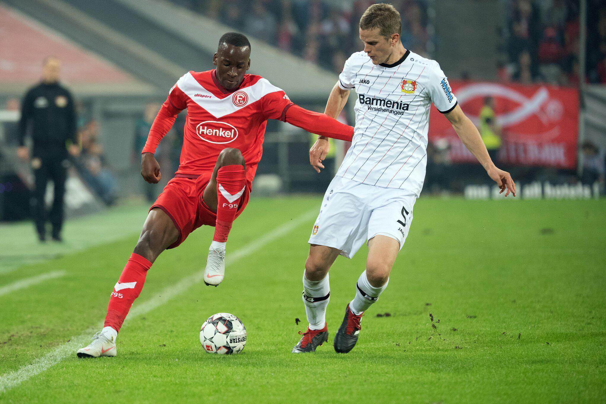 Bild zu Fortuna Düsseldorf - Bayer Leverkusen
