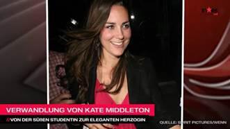 Bild zu Kate Middletons Verwandlung.