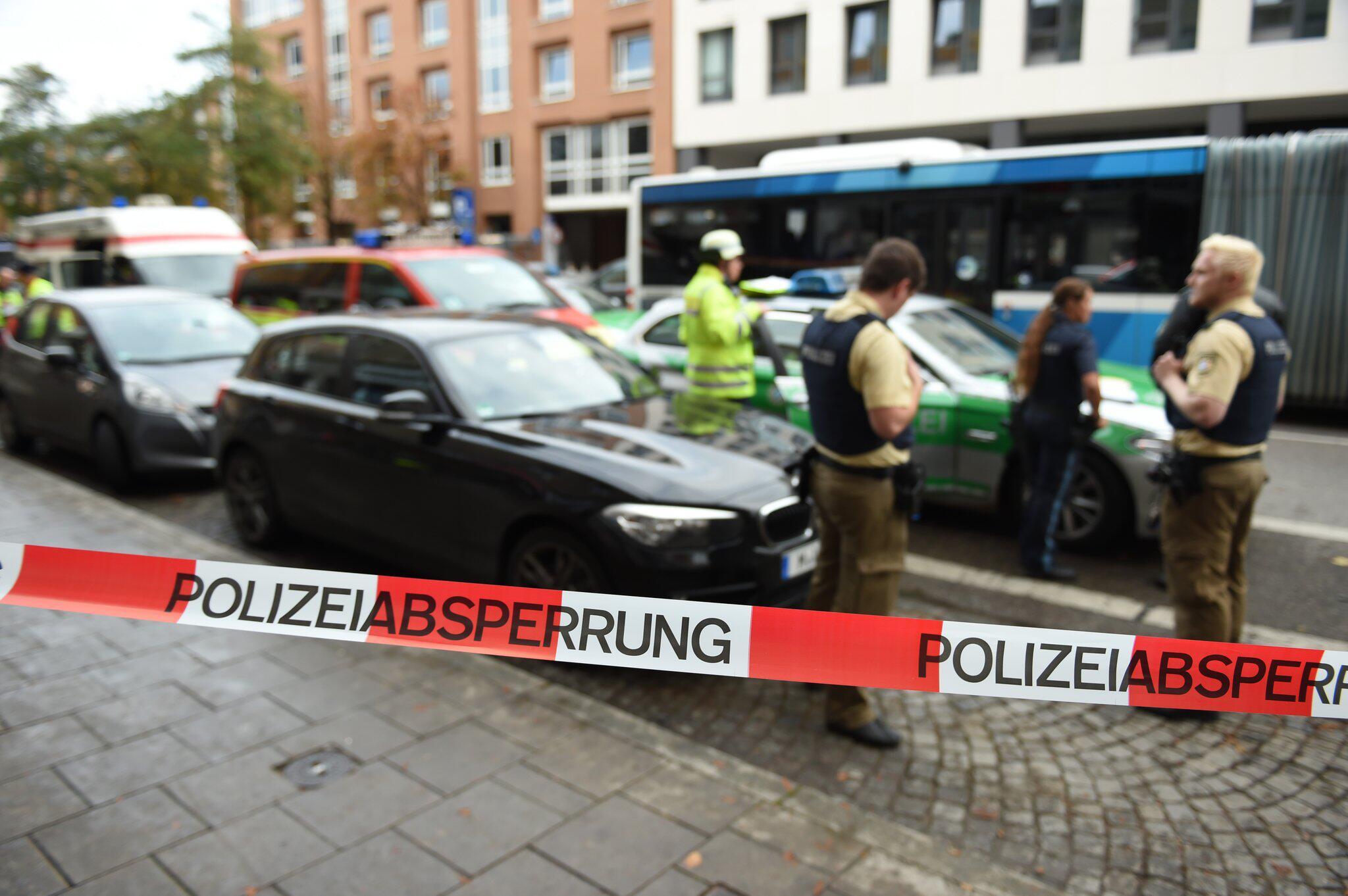 Bild zu Messerattacke in München