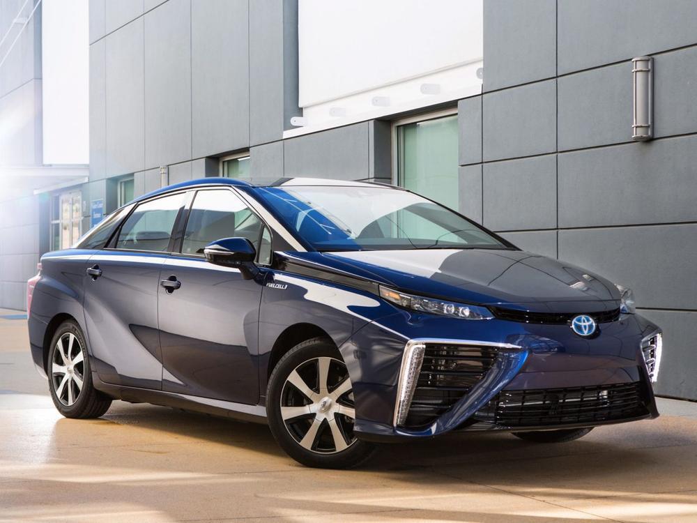 Bild zu Toyota Mirai