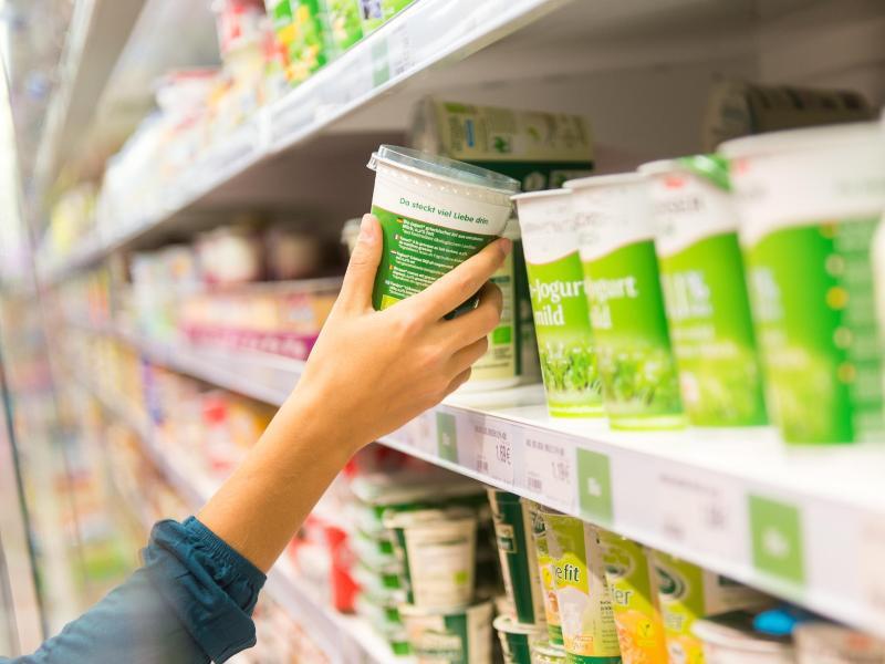 Bild zu Naturjoghurts