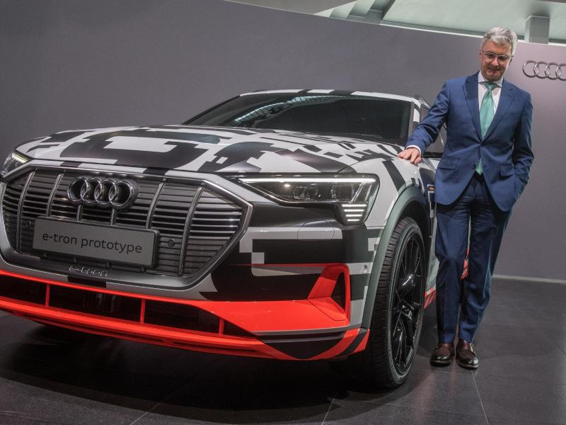 Bild zu Audi