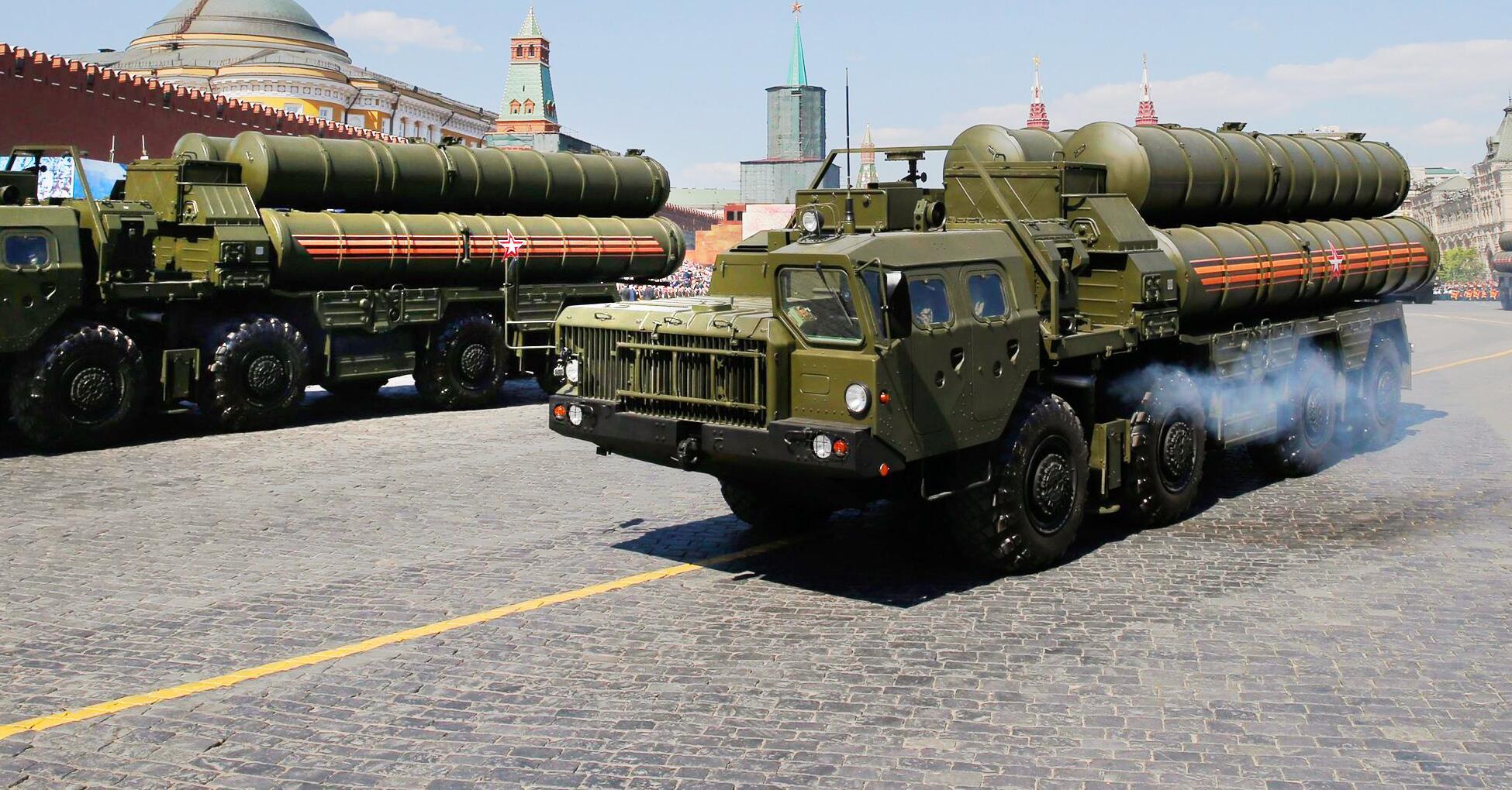 Bild zu Russsiches Flugabwehrsystem S-400