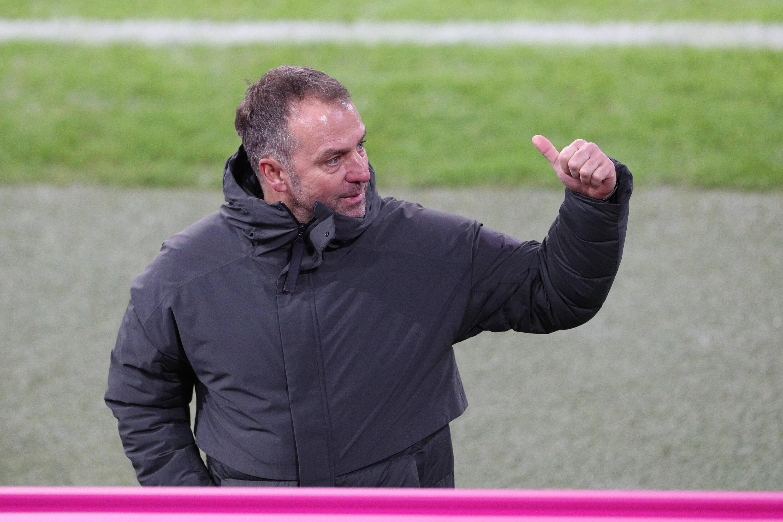Bild zu Hansi Flick, Trainer des FC Bayern und seine Gier nach Titeln