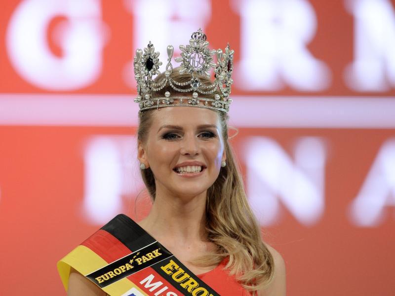 Bild zu Wahl Miss Germany 2015