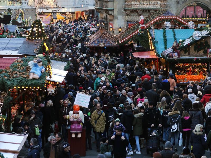 Bild zu Weihnachtsmarkt in Dortmund