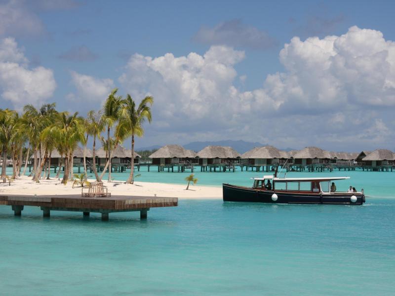 Bild zu Bucht auf Seychellen