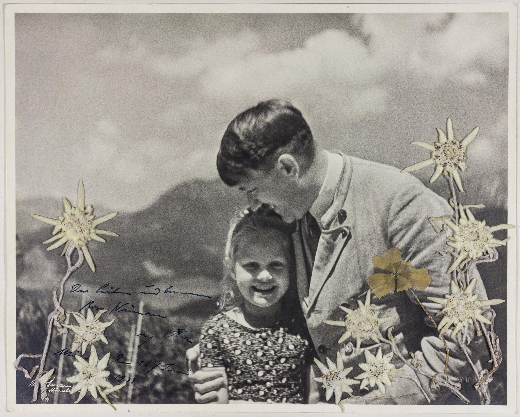 Bild zu Foto mit Hitler und jüdischem Mädchen
